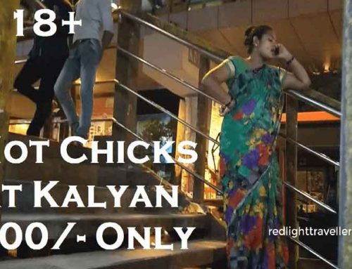 INDIAN RED LIGHT DISTRICT | PROSTITUTIES AT KALYAN STATION
